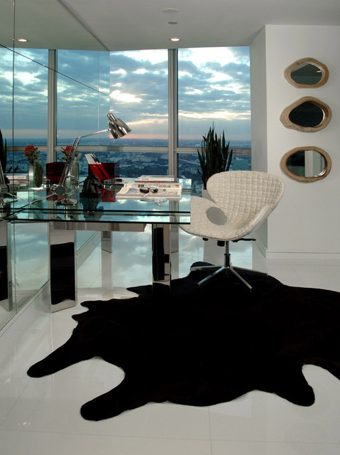 MARQUIS RESIDENCE MIAMI modern-home-office