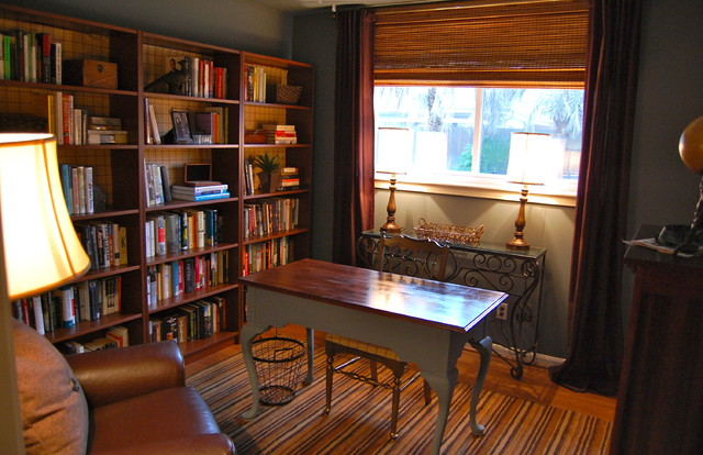 masculine home office. Masculine Study Traditional-home-office Home Office