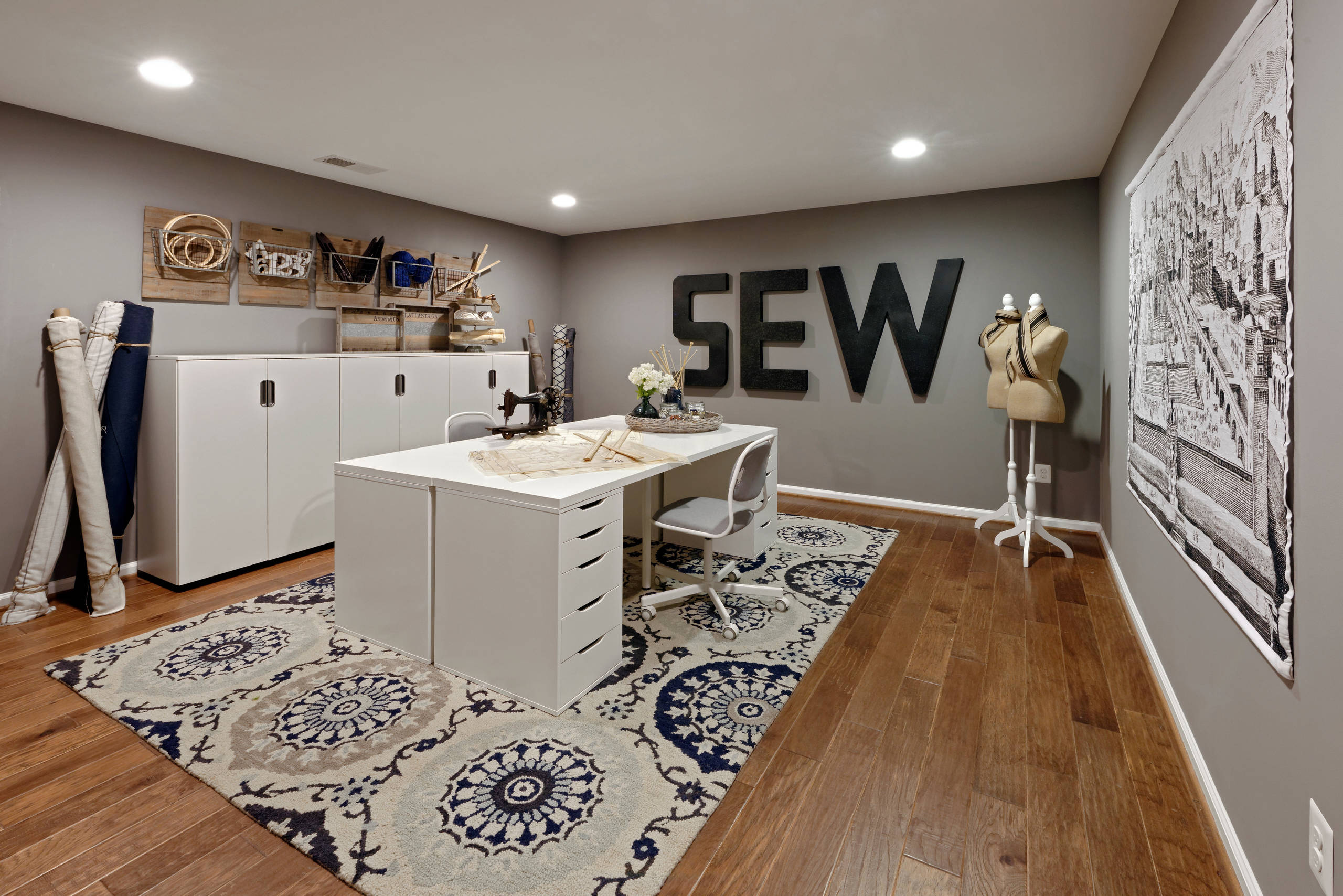 75 Beautiful Craft Room Pictures Ideas February 2021 Houzz