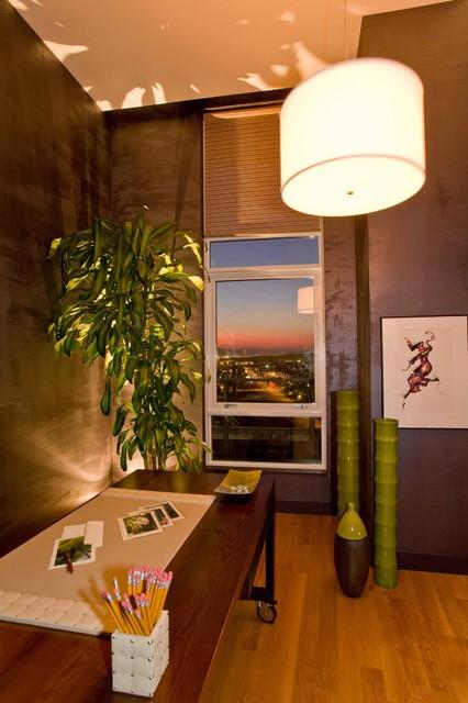 Home Office Meditation Room