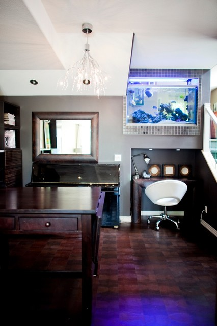 Metric Projects- Office contemporary-home-office