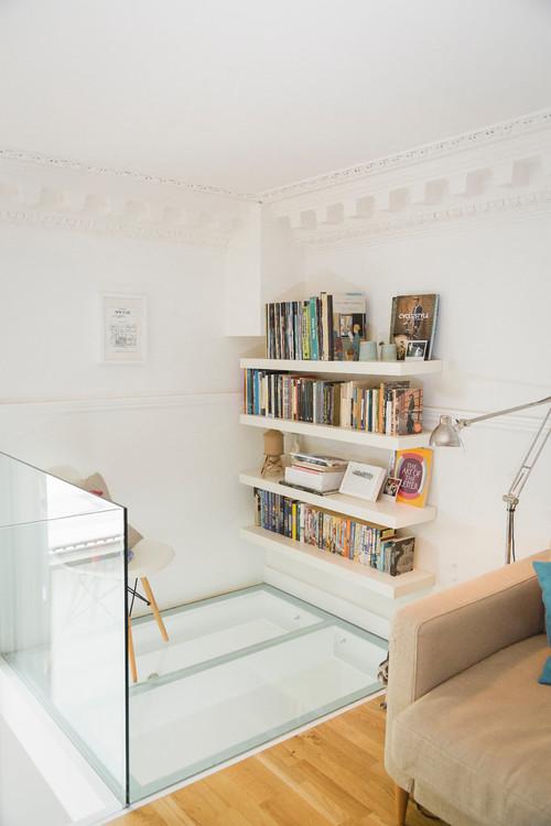 Mezzanine Apartment in Edinburghs West End