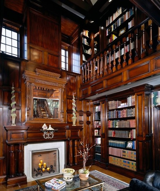 Library Study Room Ideas: MICHAEL MOLTHAN LUXURY HOMES LIBRARIES AND STUDY