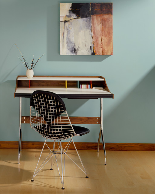 mid century modern home office modern home office - Mid Century Modern Home Office
