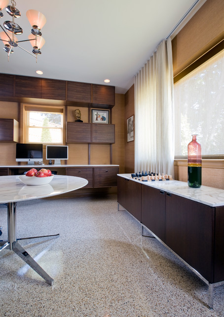 Midcentury Home Office midcentury-home-office