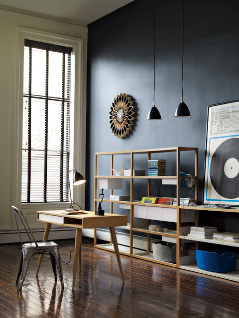 Design Within Reach midcentury-home-office