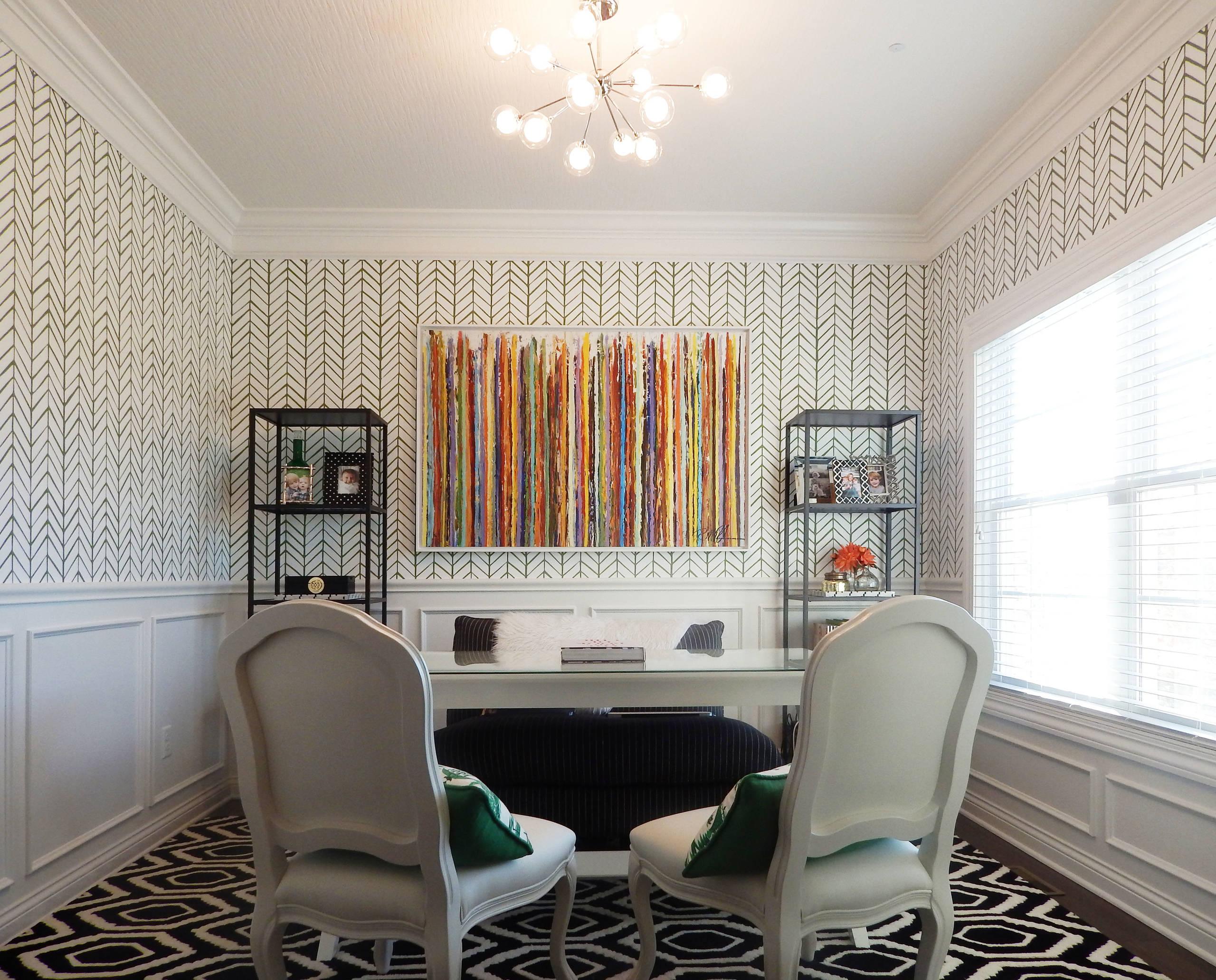 Feather Wallpaper Houzz