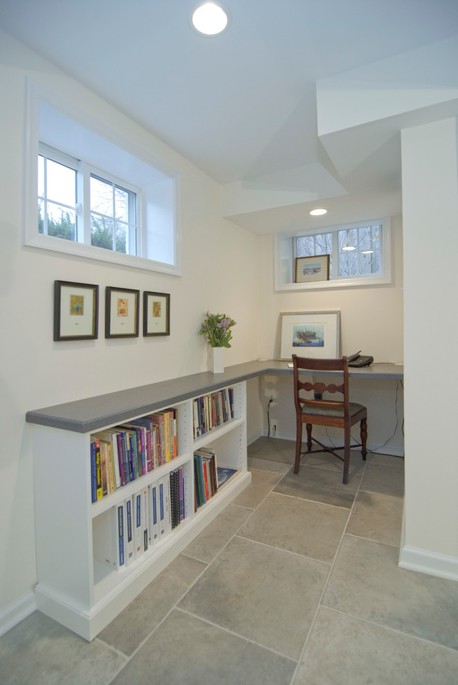 Mini Home Office, Chevy Chase MD