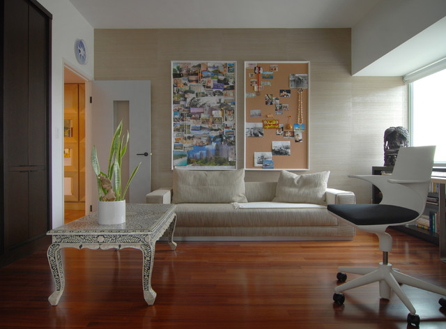 MJ Lanphier contemporary-home-office