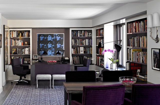 modern apartment nyc contemporary home office apartment home office