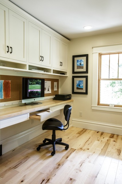 Modern Farmhouse Remodel Farmhouse Home Office Other