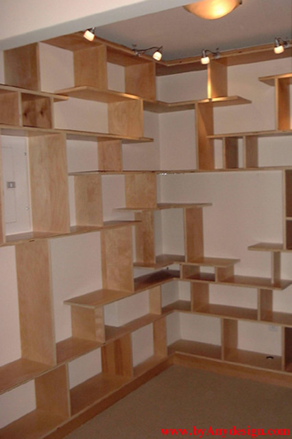 Office Storage modern-home-office