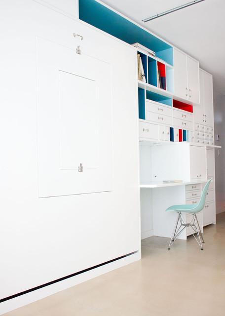 Guest Studio modern-home-office