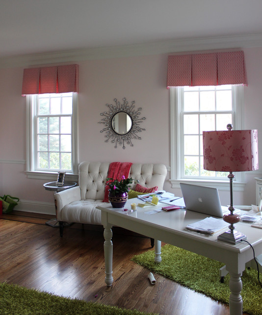 Custom Window Treatments By Lynn Chalk Modern Home