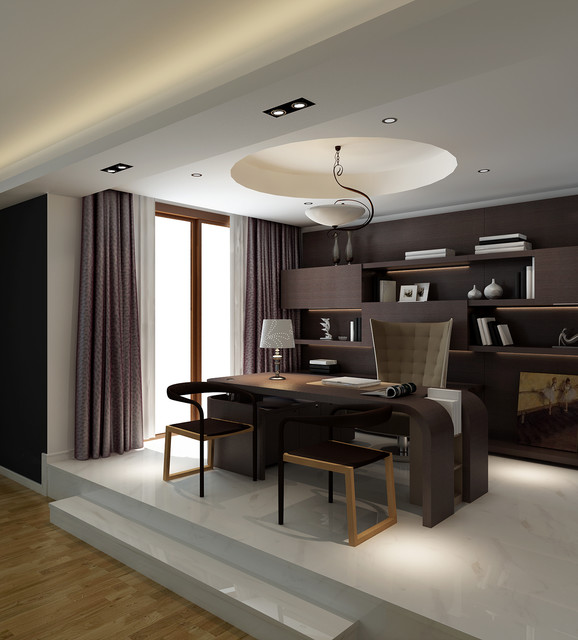 LIMITLESS - Suite - 4 modern-home-office
