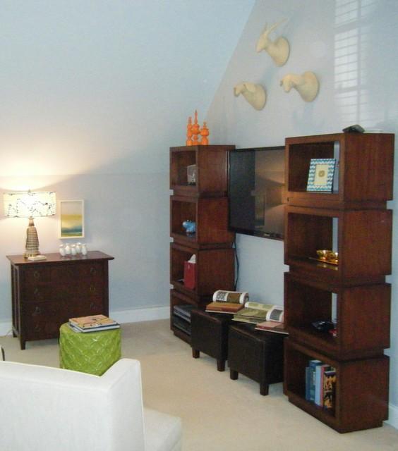 Modern Magic modern-home-office