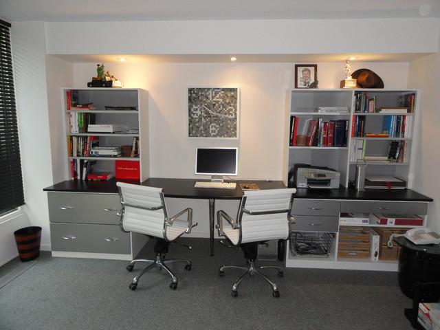 Modern Office - Modern - Home Office - New York - by ...
