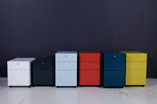 ... Office Furniture - Metal Storage 1.0 modern filing cabinets and carts