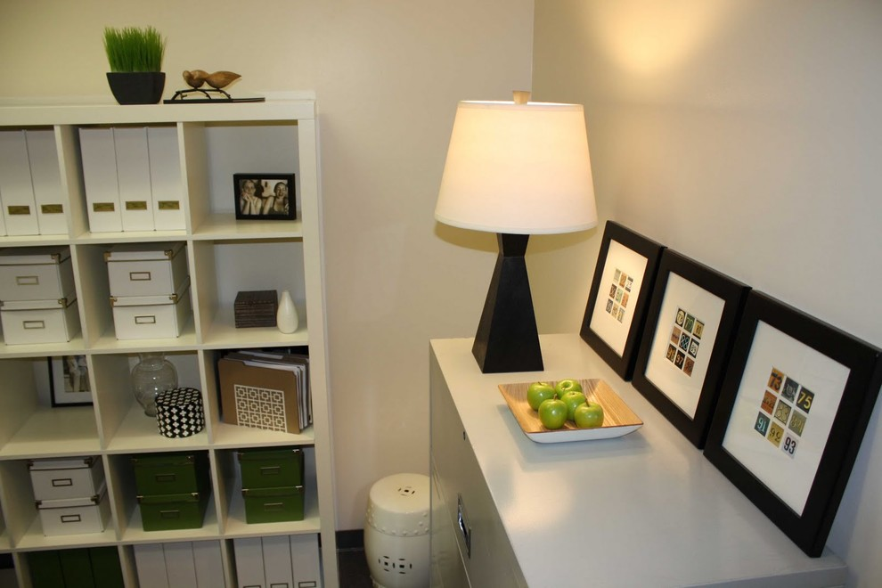 Modern Home Office Los Angeles