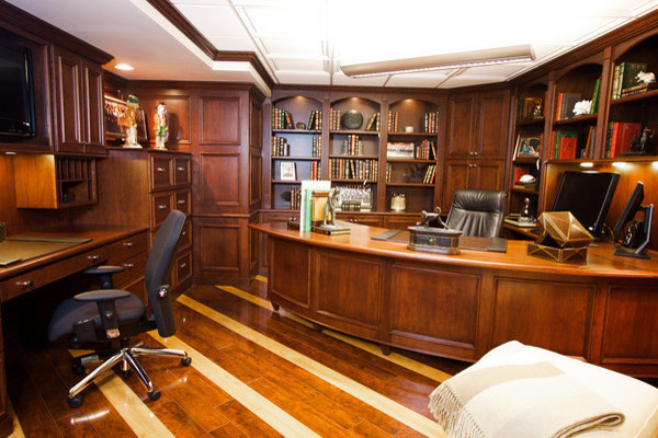 Monarch Interiors Inc. traditional-home-office