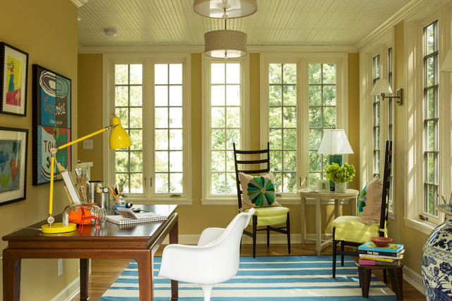 Montcalm Remodel eclectic-home-office