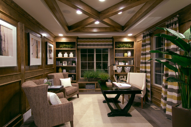 Montecito 7945 traditional-home-office