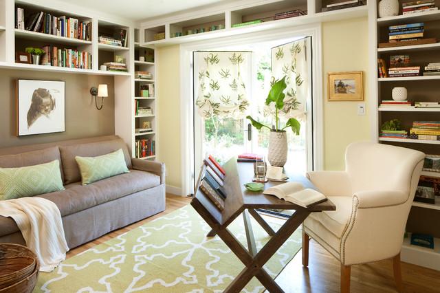 Montecito guest house for Guest house interior design photos