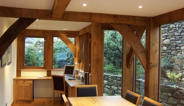 Mosser Lodge, Cockermouth farmhouse-home-office