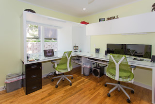 Delicieux Mount Sequoyah   Contemporary   Home Office   Other   By GB Group  Construction
