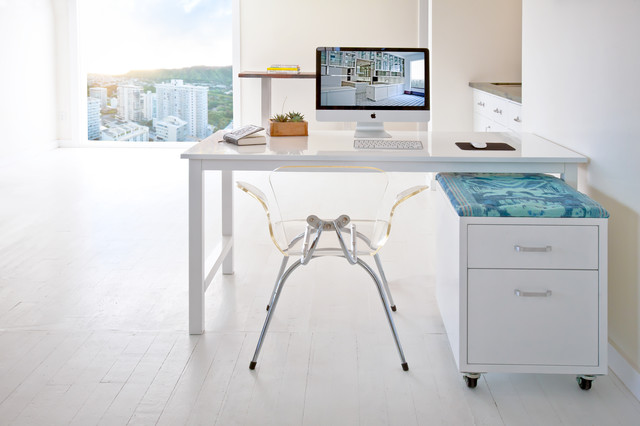 Moya Living Portfolio contemporary home office