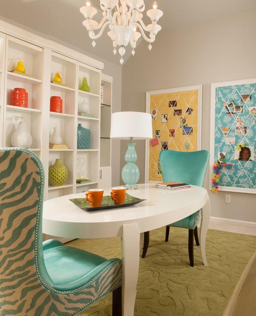Office Den Decorating Ideas: Multi-Purpose Rooms