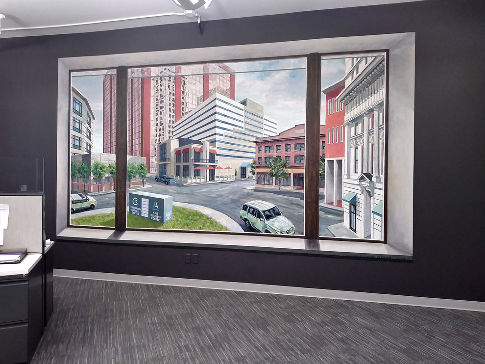 Mural - Vision Real Estate Investment