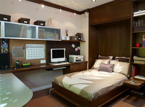ベッドと机が置きたい狭い部屋6つの攻略方法