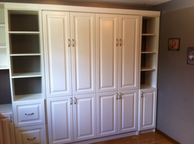 Murphy Wall Beds In London Ontario Traditional Home Office Other Metro By Visionary Kitchens