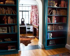 Lani Zervas eclectic-home-office