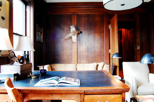 my houzz early 1900s home blends traditional design with comfort and style traditional home home office early
