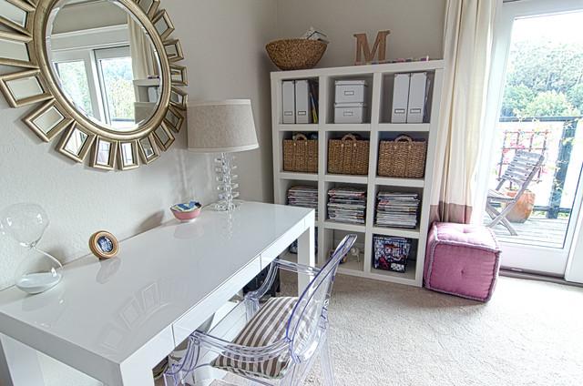 Bayo Vista contemporary-home-office