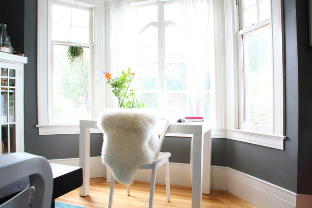 My Houzz: eclectic-home-office