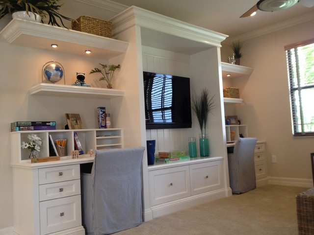 naples florida custom home organization solutions for