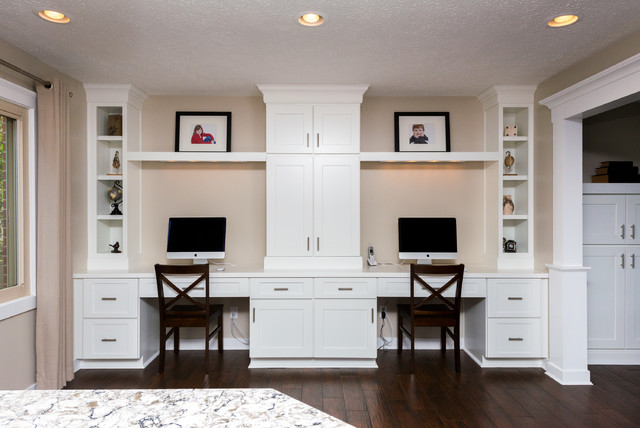Beautiful Nevell Lane Whole House Remodel Transitional Home Office