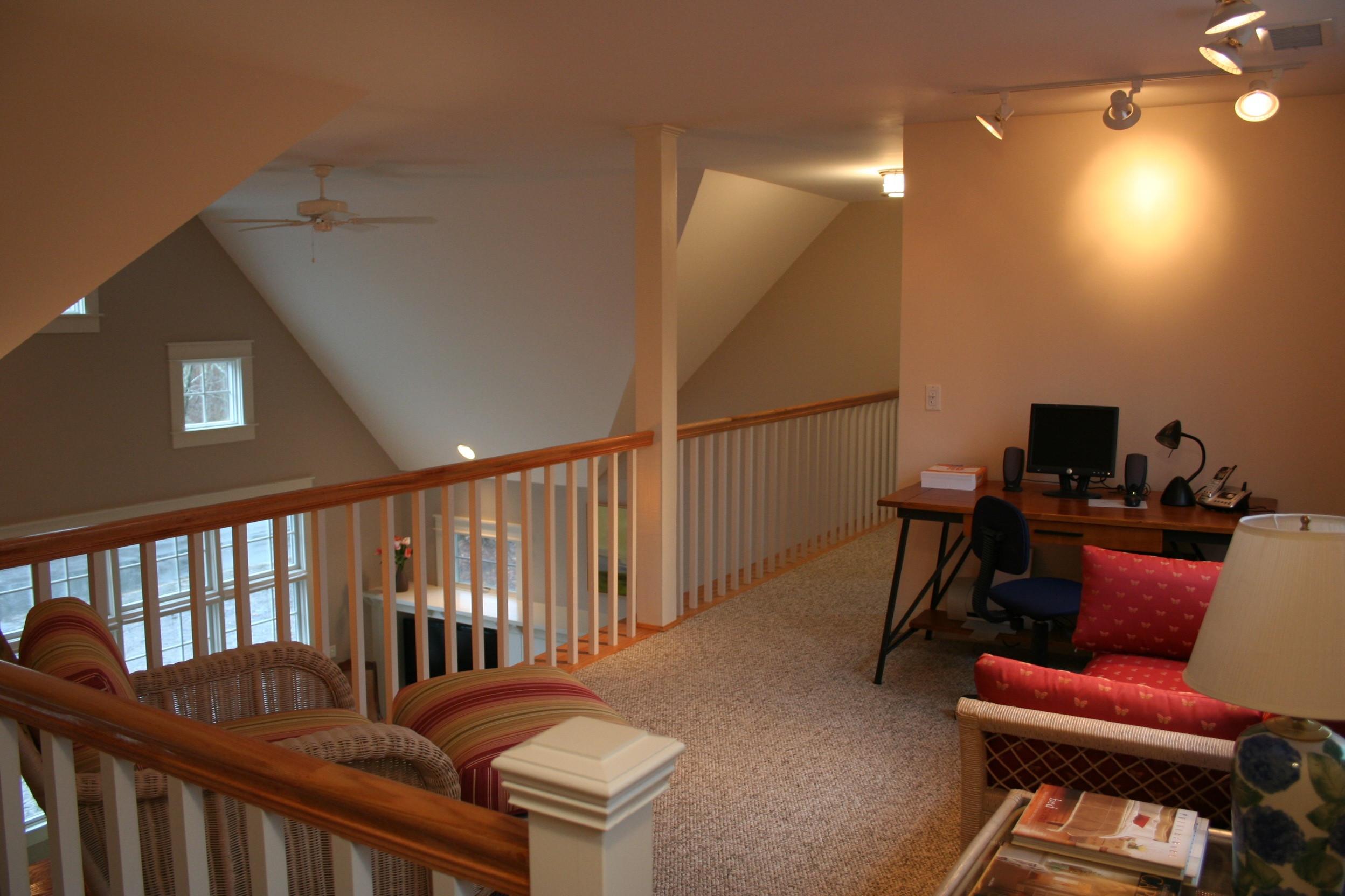 New Cape Cod Home