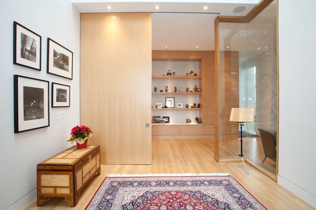New Construction - Lawrence Park, Toronto contemporary-home-office