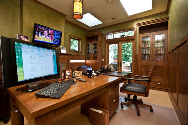 The tacoma country club lakewood washington craftsman home office