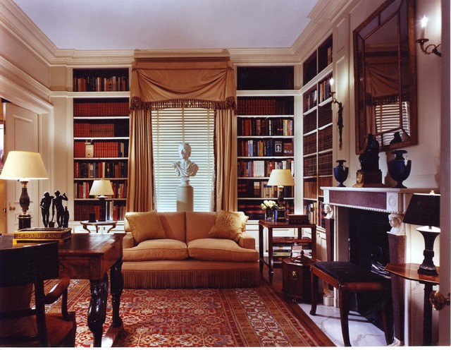new york apartment traditional home office apartment home office