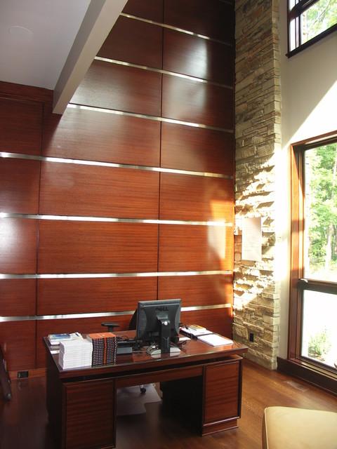 Noblesville Contemporary contemporary-home-office