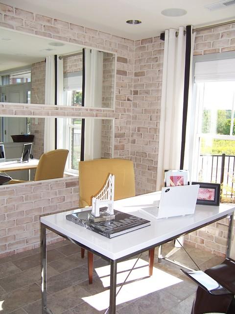 Notting HIll modern-home-office