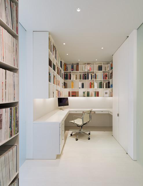 O/K Apartment minimalistisch-arbeitszimmer