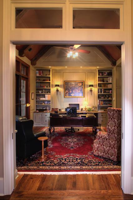 Oak Tree traditional-home-office