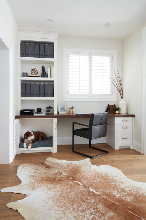 Home Office – Finding Space for Your Dog