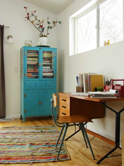 office midcentury-home-office